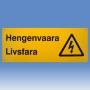Sähköalan varoitus- ja ohjekilvet